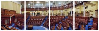 Ireland, Dáil Éireann. From the series Parliaments of the European Union by Nico Bick.